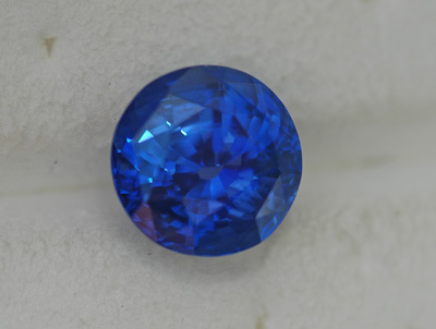 Image for Natural Sri Lanka Blue Sapphire 2.92 carat