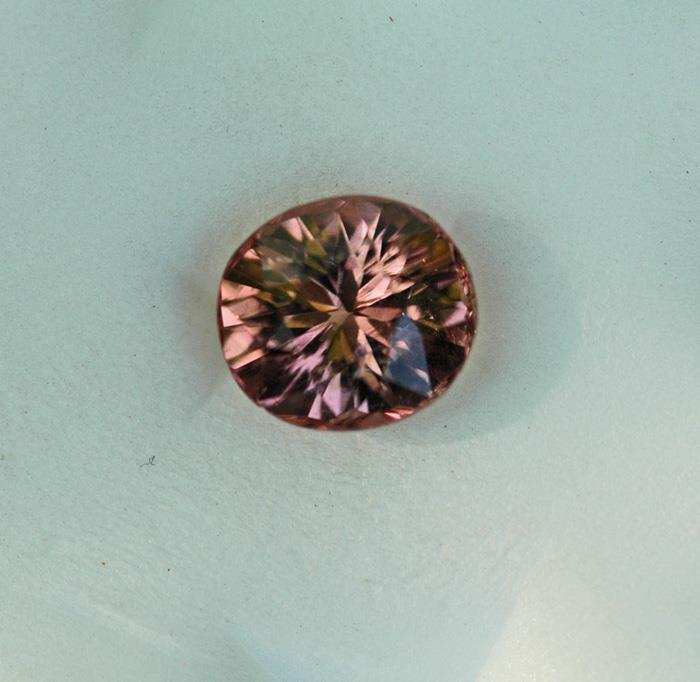 Image for Mozambique Natural peach Tourmaline 3.52 carat