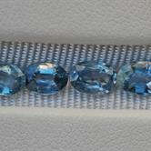 Image for Natural Ceylon Sapphire 4 stone parcel 2.30 tcw.