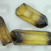Image for Facet Rough Irradiated Natural Quartz Crystals 63.12 tcw.