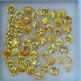 Image for Natural Songea Sapphire melee Lot Be Heated 5.03 tcw