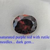 Image for Nigeria Natural Tourmaline 3.68 carat