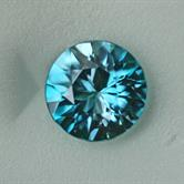Image for Cambodia Natural Blue Zircon 5.20 carat